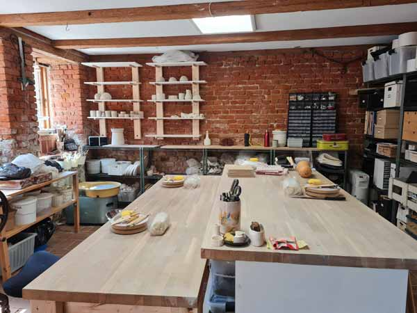 keramik kursus i Helsingør